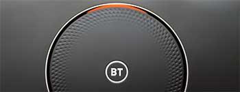 BT Hub Flashing Orange Light