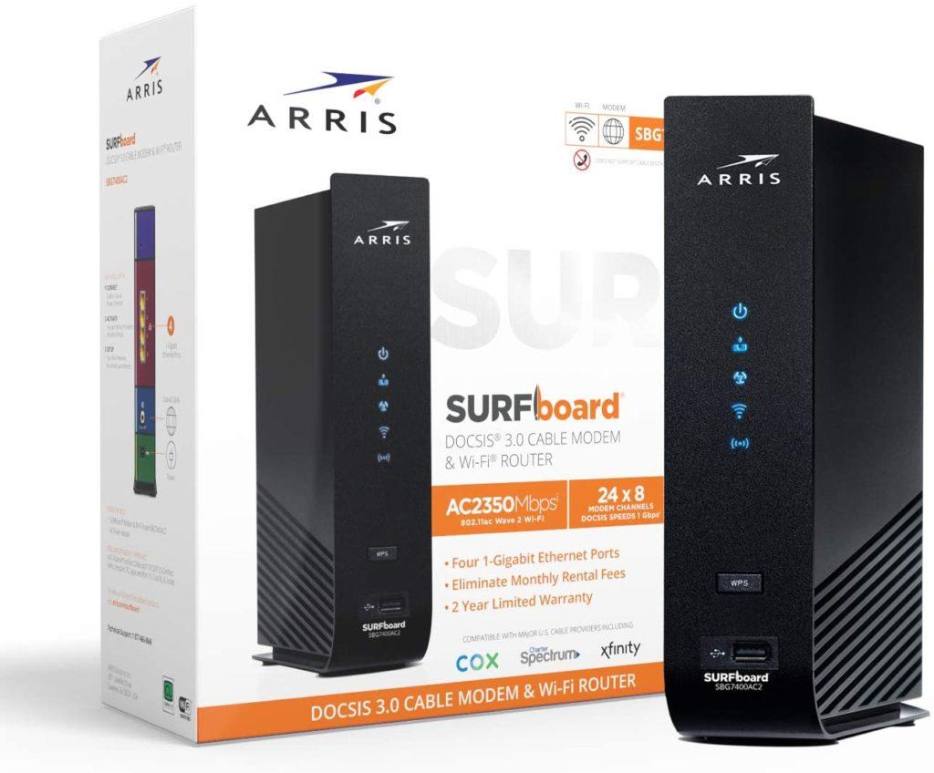 ARRIS SURFboard SBG7400AC2