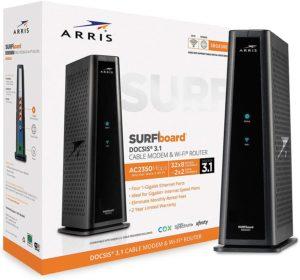 ARRIS SURFboard SBG8300
