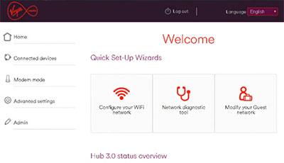 hub 3 admin dashboard