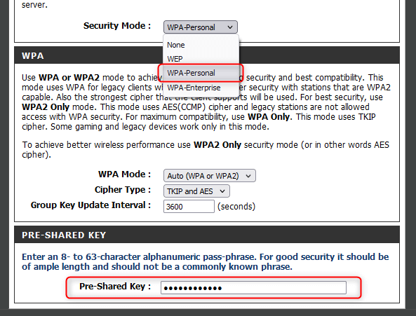How to Change D-Link Wi-Fi Password