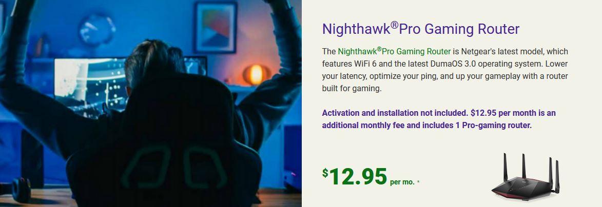 Netgear Nighthawk XR1000