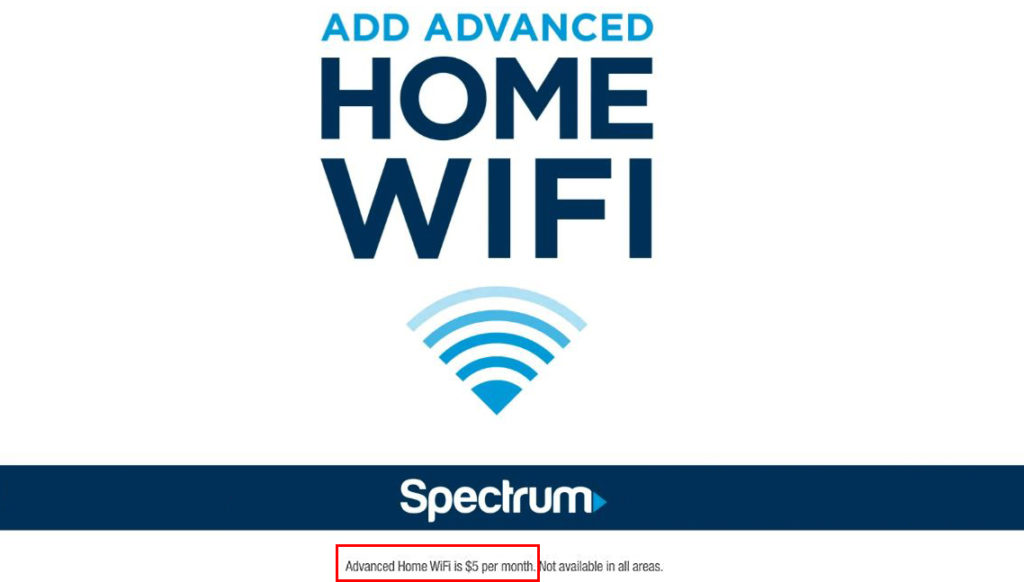 router monthly rental fee