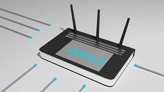 How to Configure a Router to Use WPA3