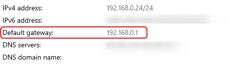 How to Get IP Address of Wireless Router on Windows