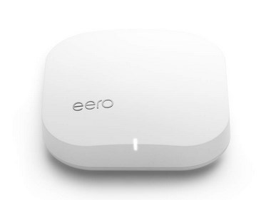 Eero blinking white