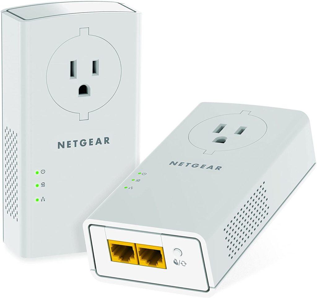 NETGEAR PLP2000 powerline extender kit